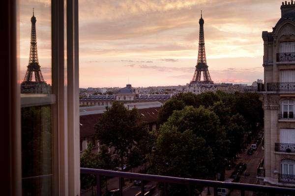 Duquesne Eiffel - Popup